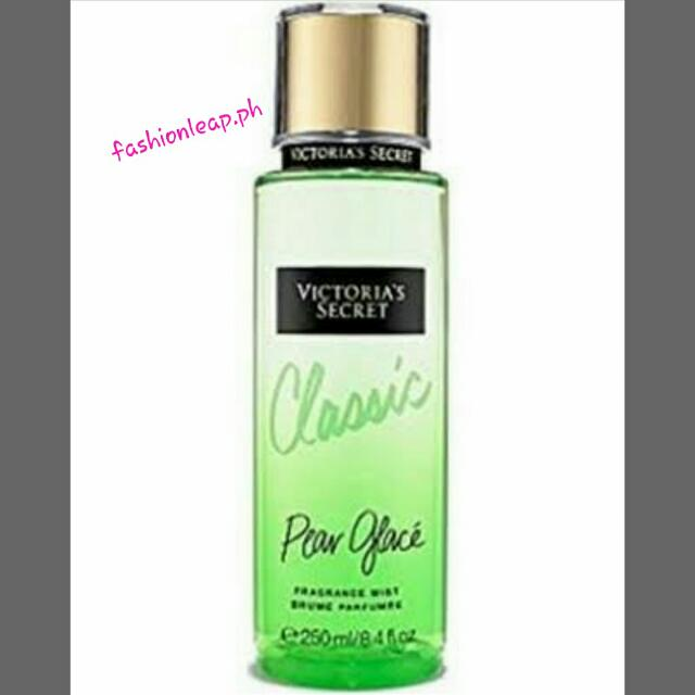 Victoria's Secret Body Spray - Pear Glace