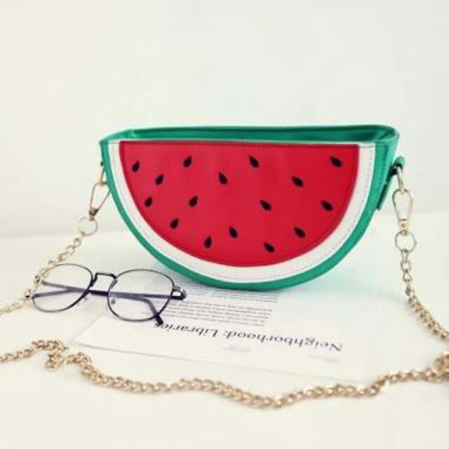 Watermelon Sling Bag