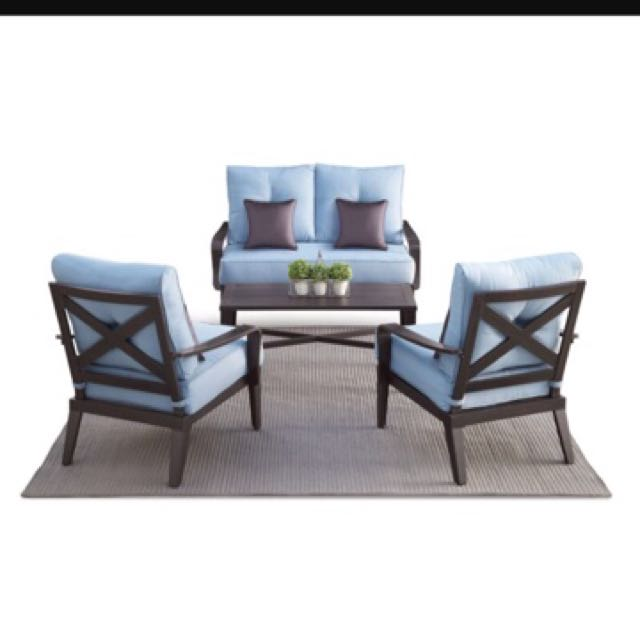 Whole Home San Marino Conversation Patio Set