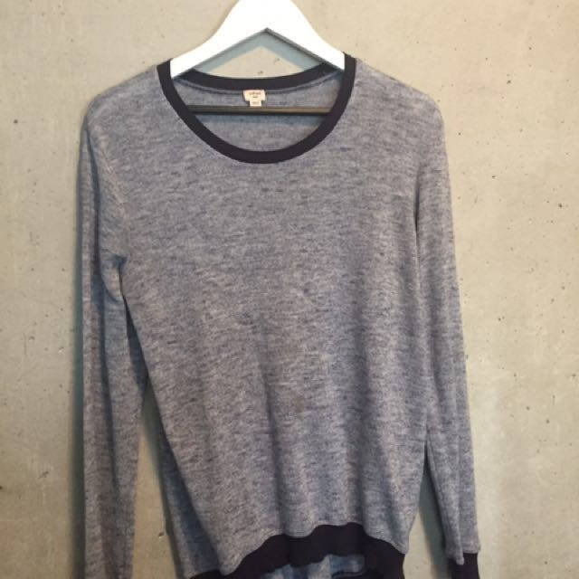 Wilfred Long Sweater
