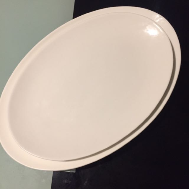Wilmax Oval Plate