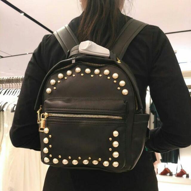 Zara Backpack Women