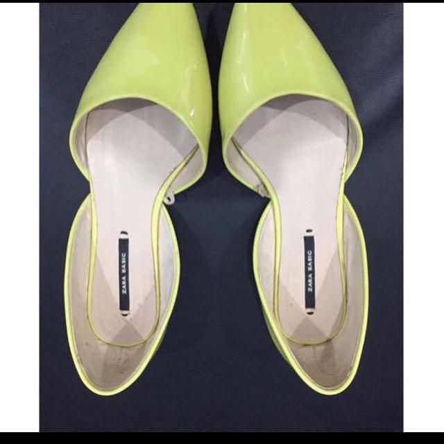 Zara Flat Shoes 35-36