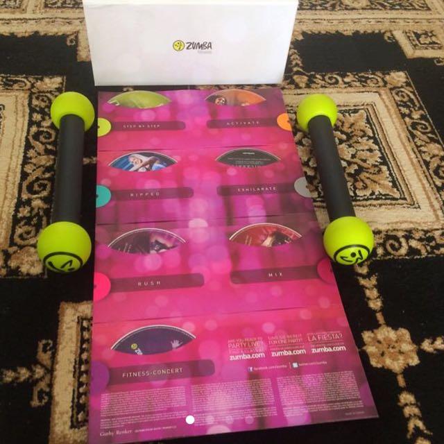 Zumba Box Set