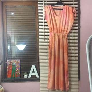 LONG Dress - cocok untuk ke Bali