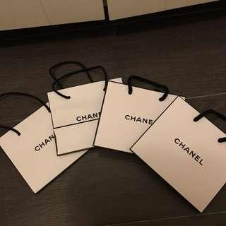 Chanel迷你紙袋仔