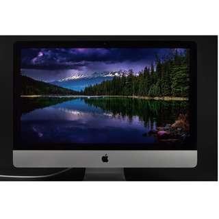 MAX SPEC iMac 27 inch 5k (Late 2014)