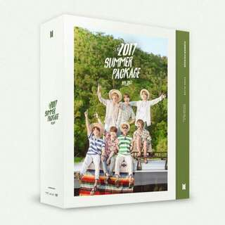 (GO) BTS SUMMER PACKAGE 2017