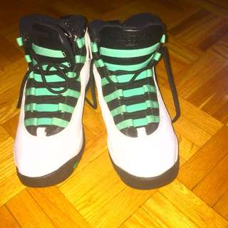 Jordan's Shoes Size 5Y
