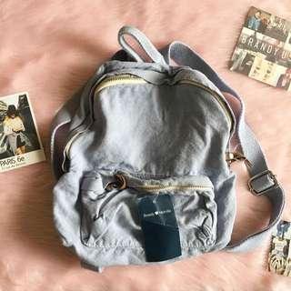 BNWT Mini back pack