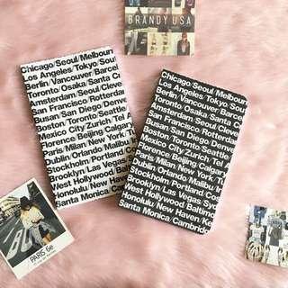American Apparel Notebooks