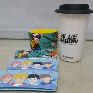 CNBLUE BLUE MOON演唱會周邊 鄭容和設計款