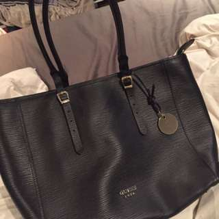 Black Guess Tote