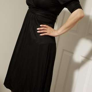 Imported Black Dress from Amsterdam by Madonna
