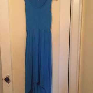 Mossimo High Low Maxi Dress
