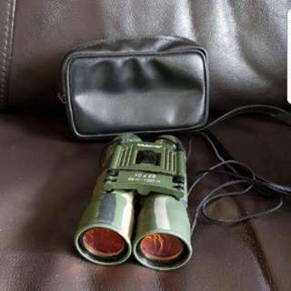 Tasco Army Camouflage Binoculars With Pouch