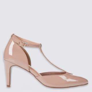 Nude Heels NZ Size 9.5