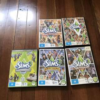 Sims 3 With Extension Packs