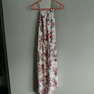 Crossroads Floral Dress