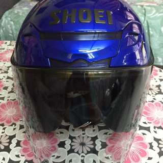 SHOEI J FORCE 2 3 BLUE ARAI RAM 3 RXZ SAMSUNG JACK J STREAM
