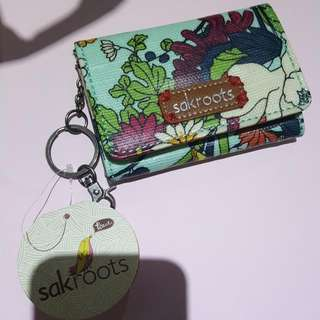 Sakroots flower power Wallet