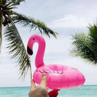 Float Cup Holder (Flamingo)