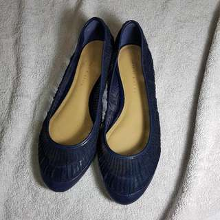 [JUAL RUGI] flatshoes cnk / flatshoes charles and keith uk. 38 insole 25 cm