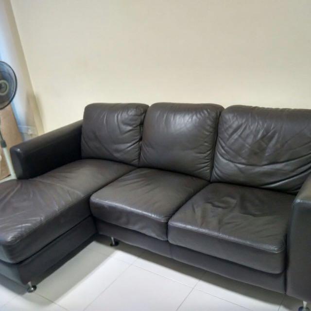 100 Italian Leather Sofa Furniture