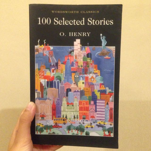 100 Selected Stories - O. Henry (paperback)