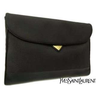 YSL Clutch vintage bag 古著袋手提文青 c231fa6a85c1d