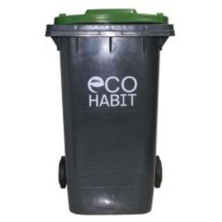 Eco Habit: Outdoor Waste Bin 240L