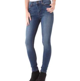 Guess 1981 High-waisted Jeans