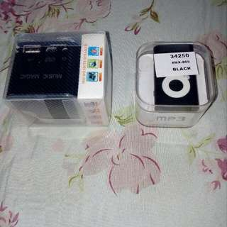 Buy Mini Speaker And Get Mp3 Player