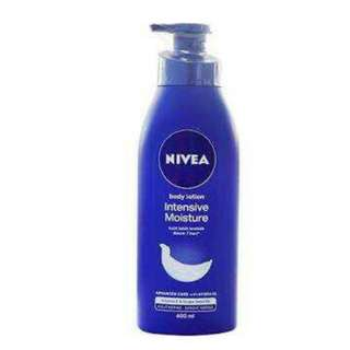 Free Ongkir Nivea Body Lotion Body Intensive Moisture 400 Ml
