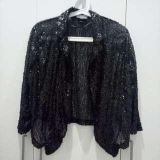 Cotton On Sequin Blazer