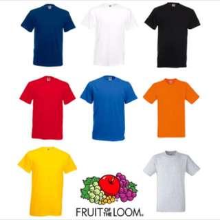 Fruit Of The Loom Soft Premium