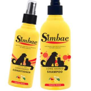 SIMBAE Shampoo And Conditioner