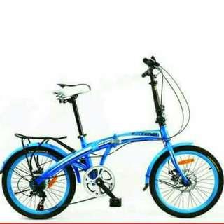 Japanese folding bike