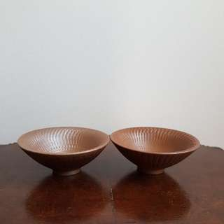 A Pair Of Chinese Teacup