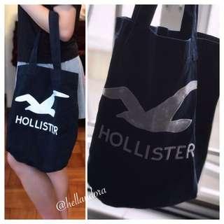 Hollister深藍色袋[Hollister bag in dark blue colour]👜💕
