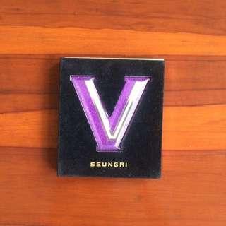 """BIGBANG SEUNGRI """"VVIP"""" FIRST ALBUM KOREAN SPECIAL EDITION CD"""