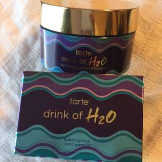 Tarte, Rainforest of the sea drink of h2o hydrating boost