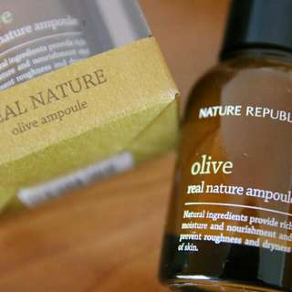 Nature Republic Olive Ampoule