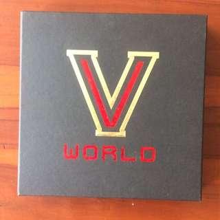 BIGBANG SEUNGRI DVD V-WORLD