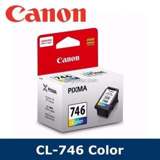 [Original] Canon CL-746 Color Ink Cartridge for Canon Pixma Printers