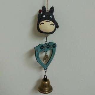 龍貓造型風鈴