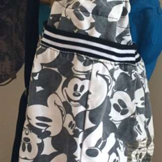 Large Mickey Mouse Backpack