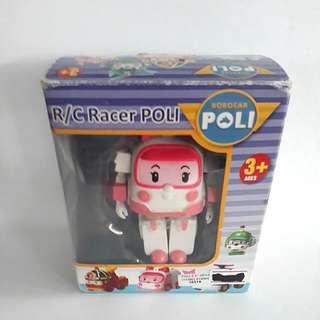 Free Mailing Robocar Poli Play Car Set