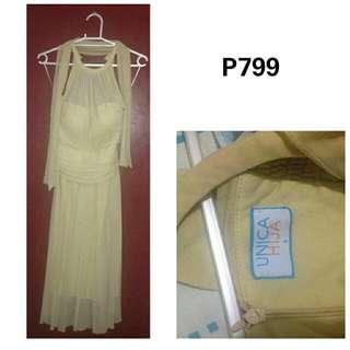 Unica Hija's Gown
