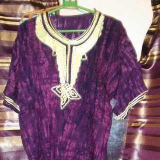 Muslim. Dress